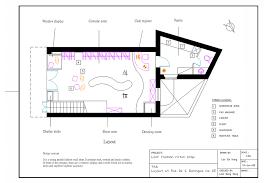 interior design of retail store lao u0027s portfolio