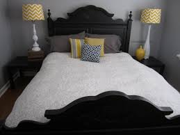 Black And White And Yellow Bedroom Bedroom Black White Gray And Yellow Bedroom Inspirational Home