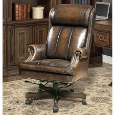Leather Office Desk Chair House Prestige Dc 112 Leather Desk Chair Hayneedle