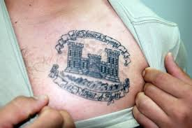 tattoos and the army a and colorful tradition article the