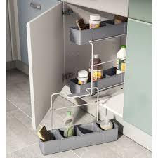 rangement sous evier cuisine meuble de rangement exterieur 5 rangement sous 233vier cleaning