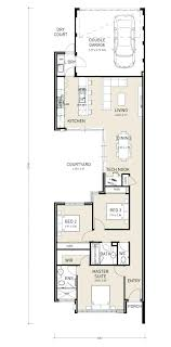 narrow lot house plans with rear garage appealing house plans small lot front modern design for area ei