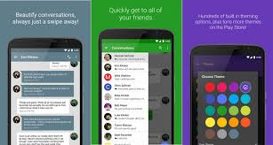 best text app for android the 10 best texting app for android 2017 and