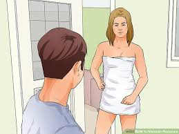 Husband Romance In Bedroom 3 Ways To Maintain Romance Wikihow