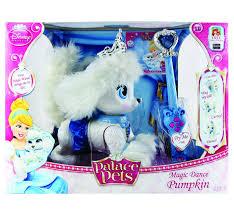 amazon com disney princess palace pets magic dance pumpkin