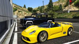 land rover yellow land rover defender 110 pickup unlocked gta5 mods com