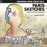 paris sketches martin ellerby rundel verlag