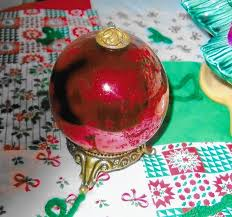 german ornament serves as family heirloom