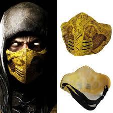 Noob Saibot Halloween Costume Buy Wholesale Mortal Kombat Mask China Mortal Kombat