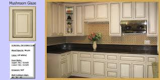 Kitchen Cabinet Glaze White Kitchen Cabinets With Glaze Interior Design Decor