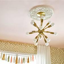 Chandelier Light For Girls Room Best 25 Sputnik Chandelier Ideas On Pinterest Mid Century