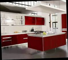 contemporary kitchen design for small spaces