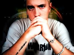 eminem outer right arm and wrist band tattoos tattoomagz