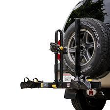 jeep mountain bike freedom spare tire bike rack saris