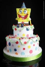 image result for spongebob cake stella u0027s spongebob