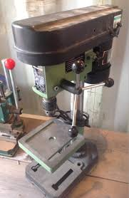 a rexon rdm 30a bench type pillar drill 240v located at bambers