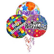 retirement balloon bouquet happy retirement 3 balloon bouquet 1 800 flowers flowerama des