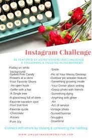 Challenge Instagram 30 Day Instagram Challenge February