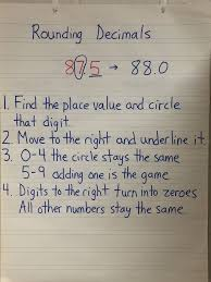 best 25 rounding decimals ideas on pinterest rounding off
