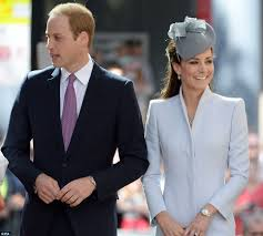 elegant in a dove grey coat dress kate attends church with