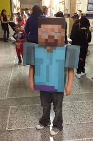Minecraft Costume Minecraft Halloween Costume Diy Best 25 Steve Costume Ideas On