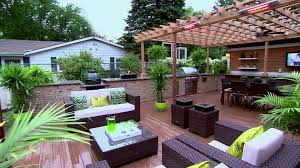 outdoor kitchens ideas deck into outdoor kitchen diy
