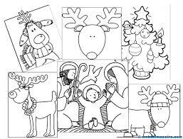 dibujos navideñas para colorear dibujos de navidad para colorear web del maestro