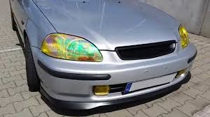 blacked out tail lights legal are headlight and rear light tints legal uk australia usa