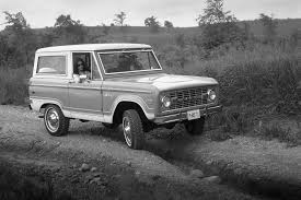 jeep bronco white the ford bronco celebrates its 50th anniversary 1966 2016 photo