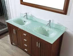 art bathe jackie 60 cherry double bathroom vanities marble or