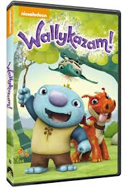 nickelodeon u0027s let u0027s learn s t e m and wallykazam on dvd today