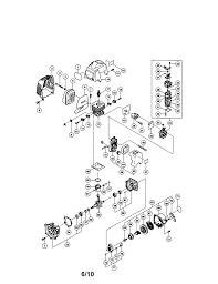 hitachi trimmer parts model cg22easslp sears partsdirect