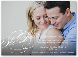 wedding invitations shutterfly poised promise 5x7 wedding card wedding invitations shutterfly