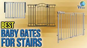 Child Stair Gates 10 Best Baby Gates For Stairs 2017 Youtube