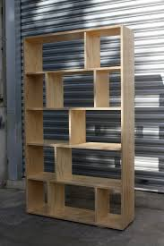 Basic Wood Bookshelf Plans by Plywood Bookcase Two Simple Bookcase Designs That Are Made With