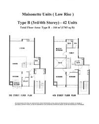 maisonette floor plan layout plans ivory heights condominium