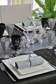deco table rose et gris 87 best déco de table noir et argent images on pinterest money