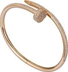 golden diamond bracelet images Juste un clou bracelets png