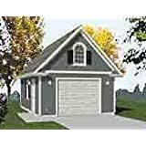 craftsman style garage plans garage plans 1 car craftsman style garage plan with