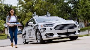 cars ford hybrids beat evs as self driving cars ford exec claims roadshow