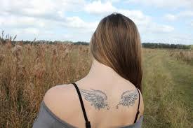 popular wing tattoos designs
