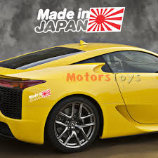 is lexus japanese made compare prices on japan stickers sun online shopping buy low