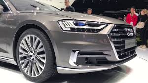 all new 2018 audi a8 officially revealed familiar on the outside