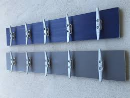 boat decor for home weird nautical coat hooks 2 towel racks anchor boat cleat mancave