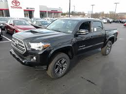 toyota tacoma interior 2017 new 2017 toyota tacoma trd sport double cab in hermitage 40836