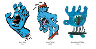 jim phillips screaming hand drawing contest transworld skateboarding