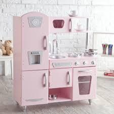 pink retro kitchen home design photo gallery