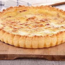 recette cuisine az recette quiche au fromage de chèvre facile