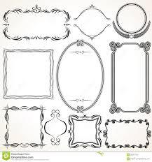 ornamental frames stock photos image 26397703