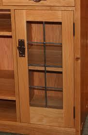lead glass door inserts stickley cabinet renegade art glass